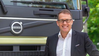 Peter Ström übernimmt die Geschäftsführung von Volvo Trucks in Deutschland