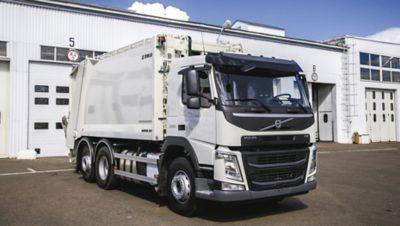 El nuevo Volvo FM, el camión premium