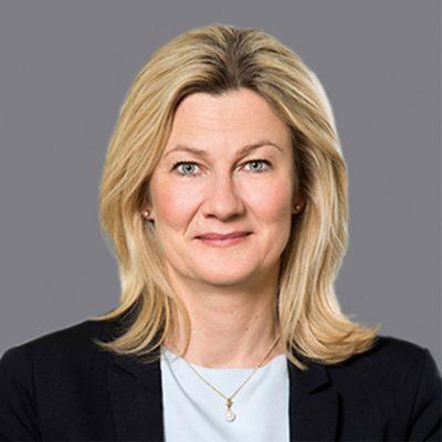 Anna Westerberg- President of Volvo Buses