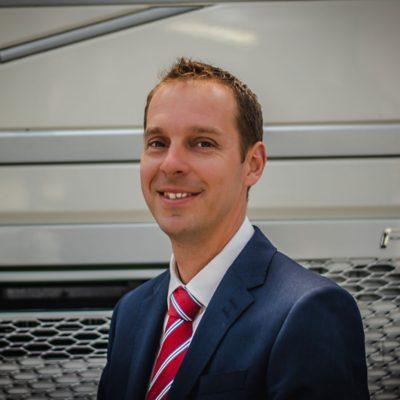 David Hill - Customer Solutions Manager