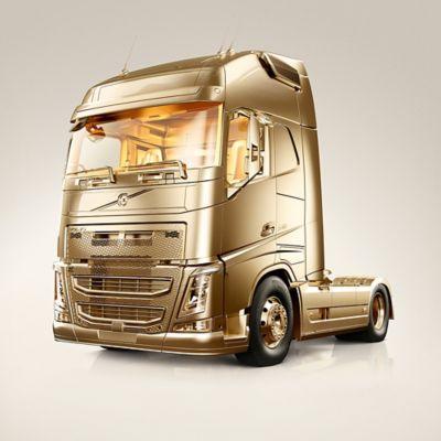 Solution de maintenance Volvo Gold
