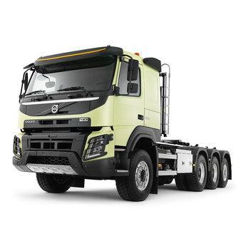 Volvo trucks buying FMX