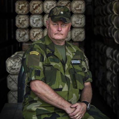 Markus Nyberg, utvecklingsofficer