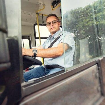 Valdionei Cenci Bacelar, driver at Auto Viação Redentor