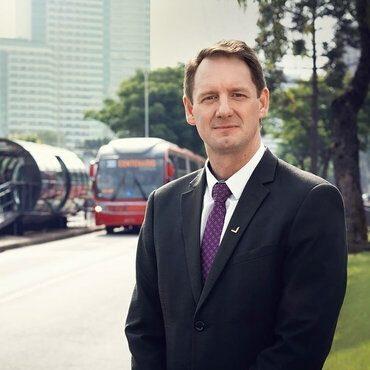 Ogeny Pedro Maia Neto, President of Urbanization of Curitiba (URBS)