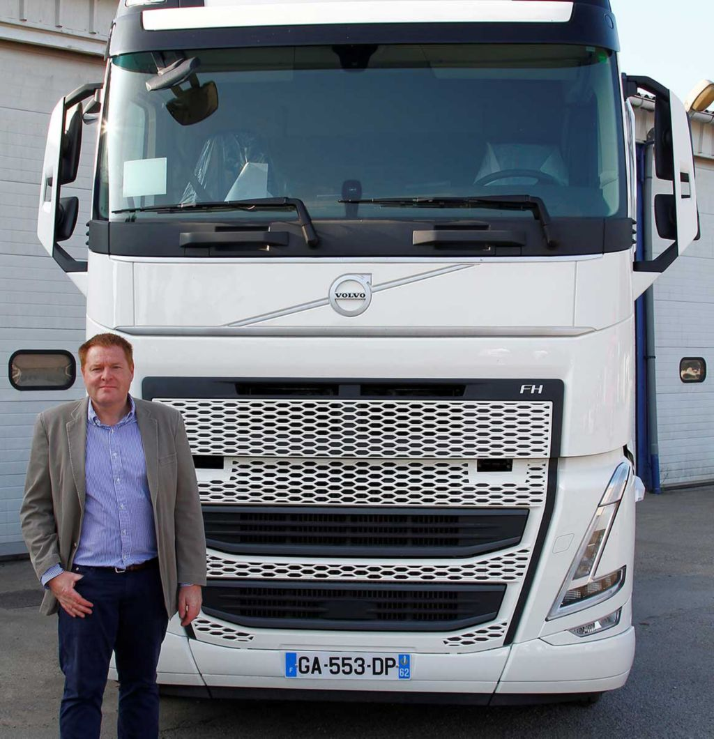 Le réseau Volvo Trucks France évolue