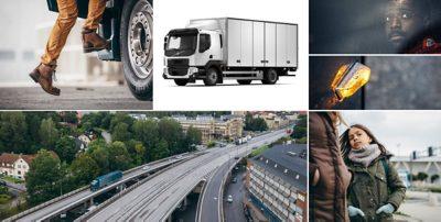 Volvo FL med transportskåp