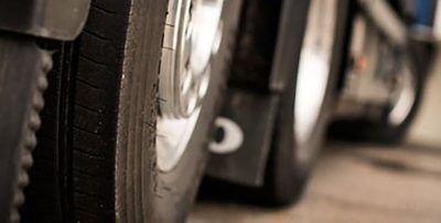 Volvo FM fuel efficiency align wheels