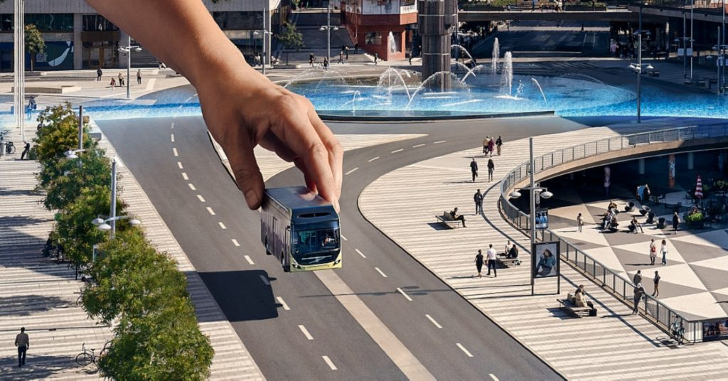 Volvo Buses | Sustainable public transport systems