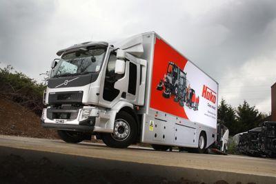 Unisurge has added three new Volvo FL 12 tonners to its fleet