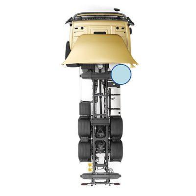 Diseño del chasis del Volvo FM Preparación