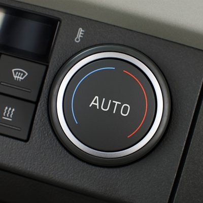 Volvo FM electronic climate control