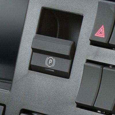 Volvo FM - the electric parking brake