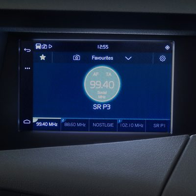 Volvo FH infotainment sound package