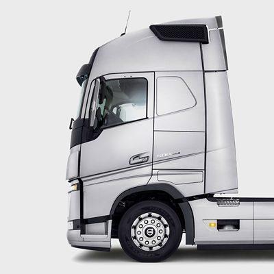 Volvo FH exterior bold design studio