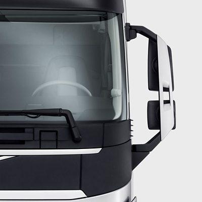 Volvo FH exterior mirrors studio