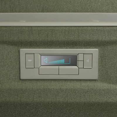 沃尔沃FH系列睡眠面板