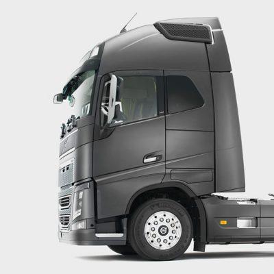 Design du Volvo FH16