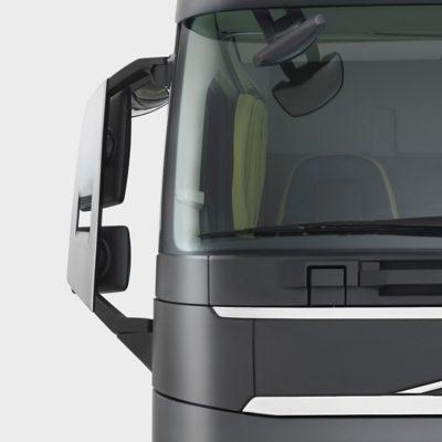 Rétroviseurs du Volvo FH16