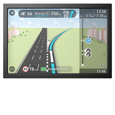 Volvo FMX navigation