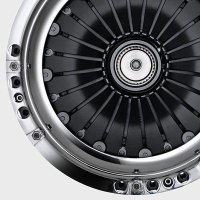 Volvo FH16 - excelentes características de condução da I-Shift
