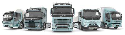 Elektriske lastbil modelserie