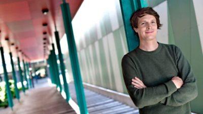 Adam - Lead data scientist at Volvo Group