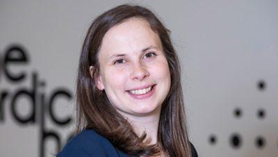 Amanda Gunnarsson - Manager, EU Public Affairs (openbare aangelegenheden)