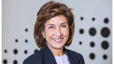 Фатима Эль-Горфи - исполнительный помощник представительства Volvo Group, офис в ЕС