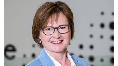 Fredérique Biston, Senior Vice President AB Volvo, Head of Volvo Group Representation, Biuro UE