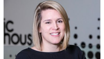Криста Уолш - директор по коммуникациям и устойчивому развитию в ЕС