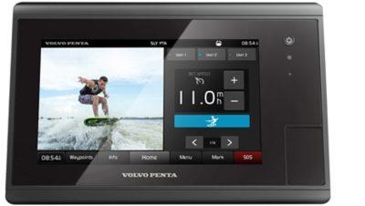 Volvo Penta multi-information display