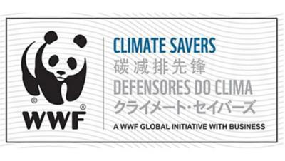 Världsnaturfondens Climate Savers-partnerskap