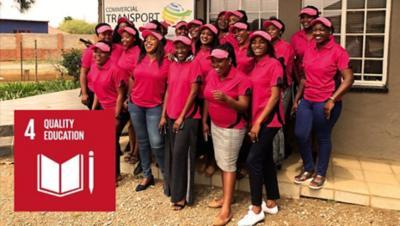 FN-mål 4: Kvalitetsutbildning