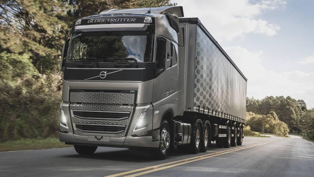 Com mais conectividade e tecnologia, cabines Volvo ficam ainda melhores