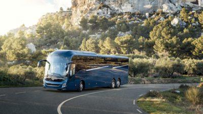 Vertaile suorituskykyisimpiin linja-autoihin