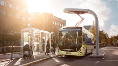 致力于可持续的交通运输