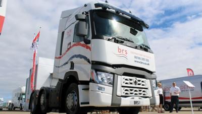 BRS - UK's largest commercial vehicle fleets
