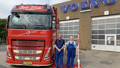 Volvo er god at bygge kraner på