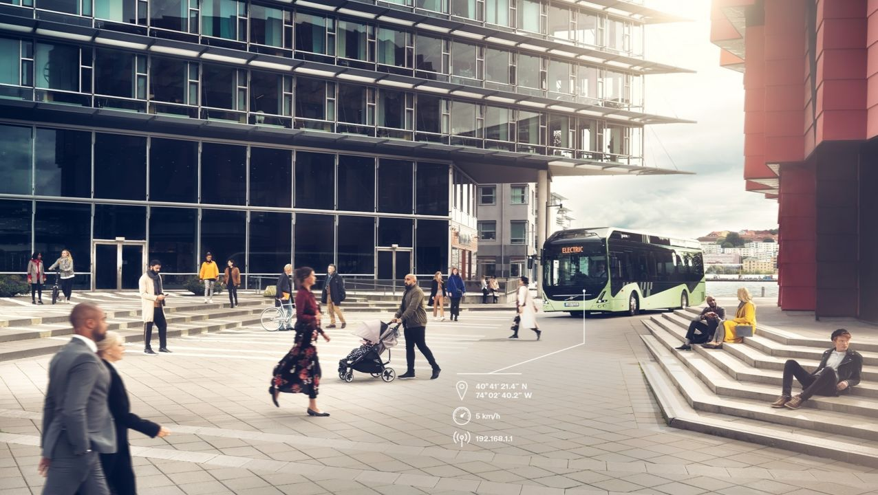 Connected Buses