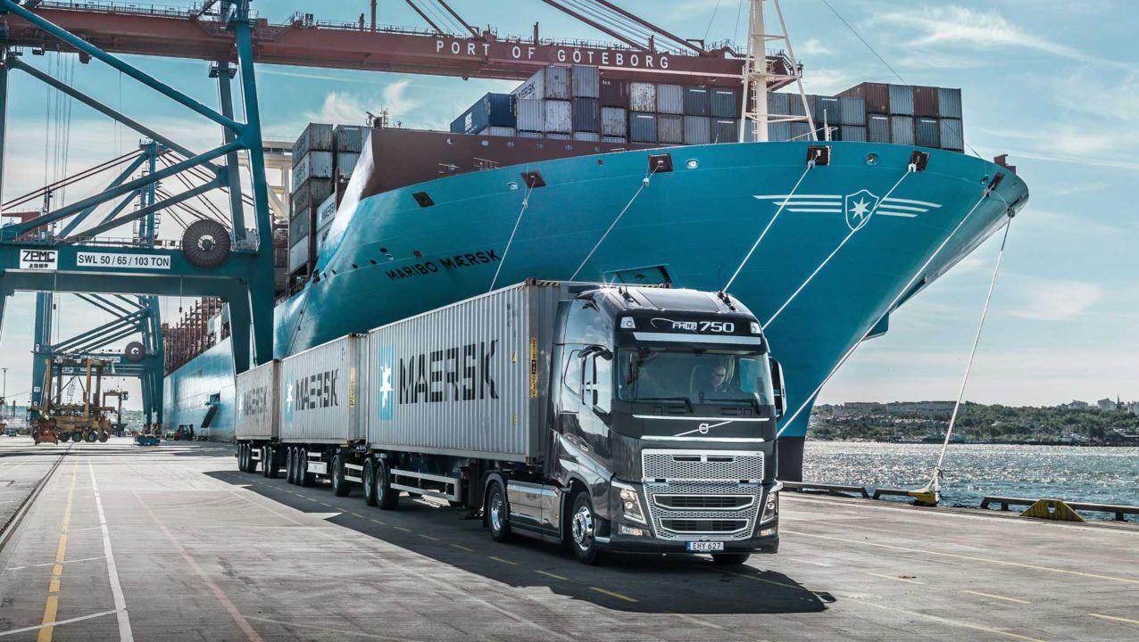 Logistics Volvo Group