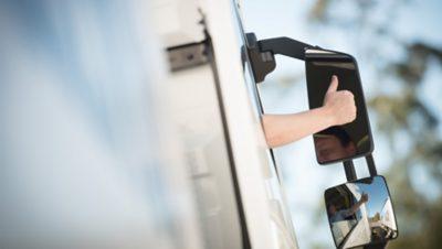 Les options de carrossage préparent votre VolvoFH à toutes les applications