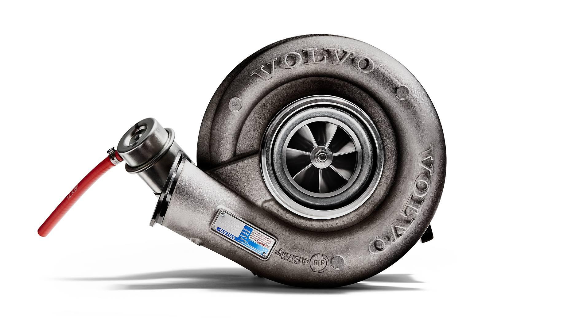 Genuine Volvo Parts
