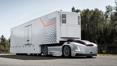 Volvo Group Vera autonomous truck