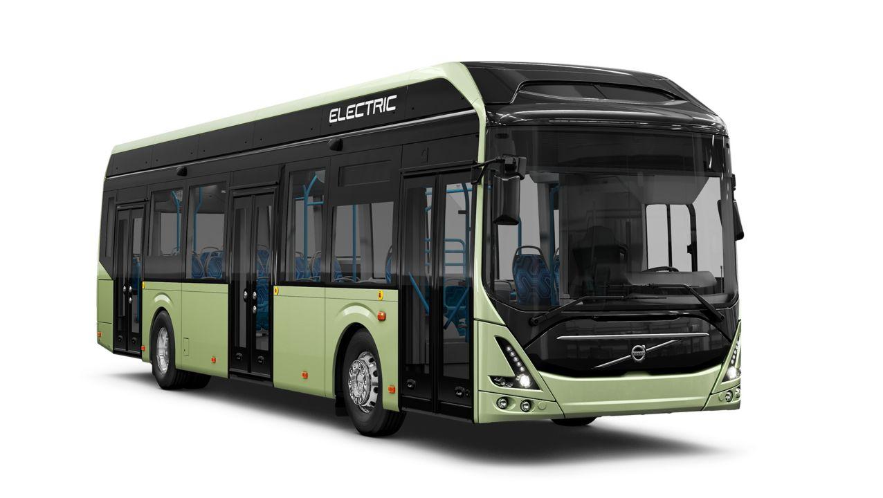 Volvo 7900 électrique