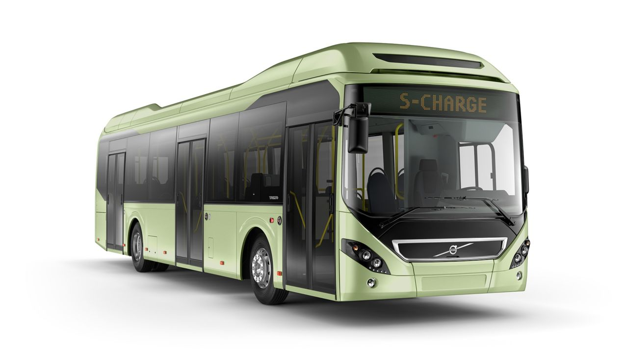 Volvo7900 S-Charge