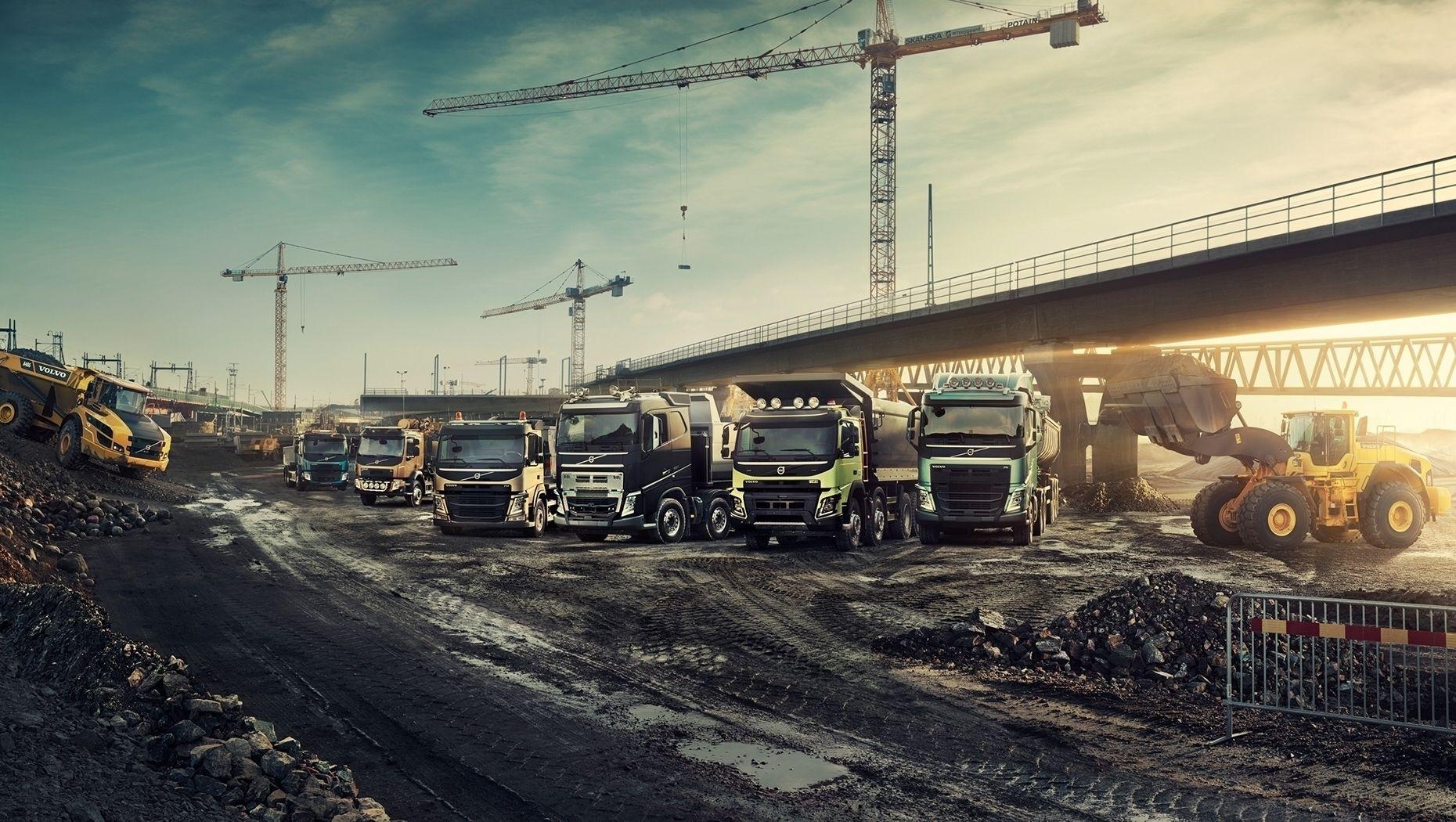 De kracht van de Volvo Group