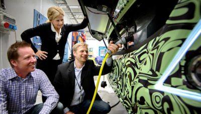 Verandering is een van de kernwaarden van de Volvo Group.