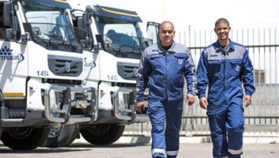 Leistungsfähigkeit zählt zu den Grundwerten der Volvo Group