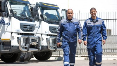 Performance is one of Volvo Group's core values